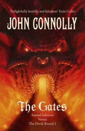 Samuel Johnson vs. the Devil 01 : The Gates