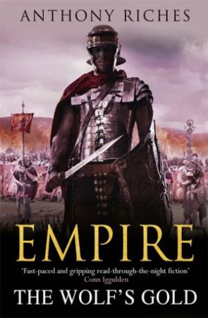 Empire 05 : The Wolf's Gold