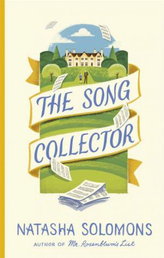 The Song Collector by Natasha Solomons [Paperback]
