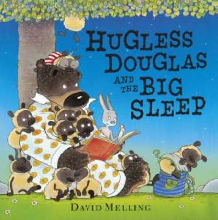 Hugless Douglas and the Big Sleep by David Melling