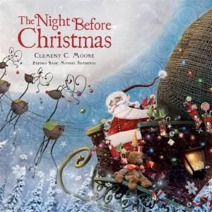 The Night Before Christmas by Zdenko Basic