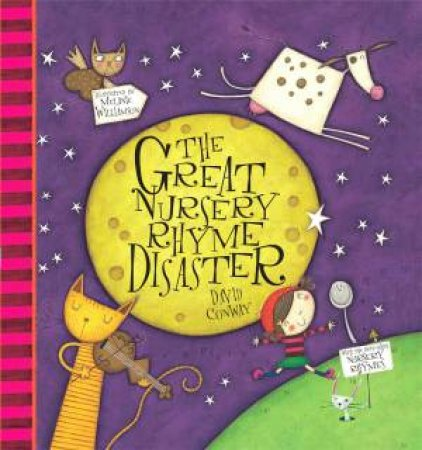 Great Nursery Rhyme Disaster by David Conway & Melanie Williamson