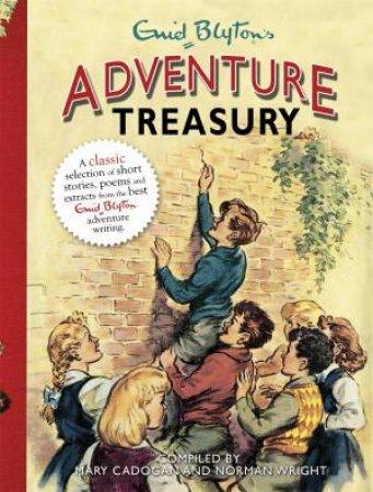 Enid Blyton Adventure Treasury by Enid Blyton