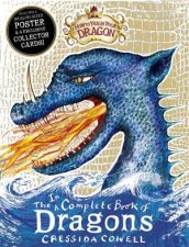 How To Train Your Dragon Incomplete Book Of Dragons