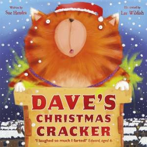 Dave: Dave's Christmas Cracker by Sue Hendra & Lee Wildish