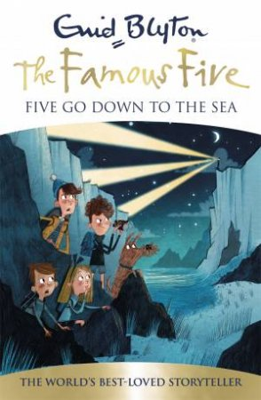 Five Go Down To The Sea (70th Anniversary Edition)