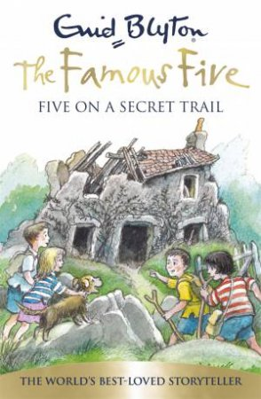 Five On A Secret Trail (70th Anniversary Edition)