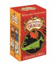 How To Train Your Dragon Books 14