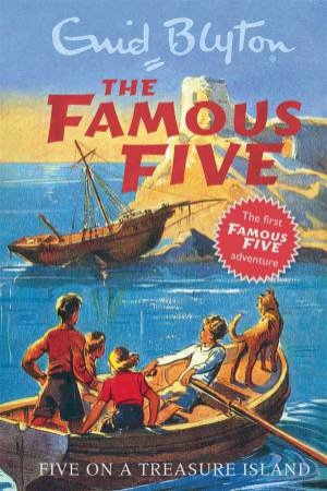 Five On A Treasure Island (Gift Edition)
