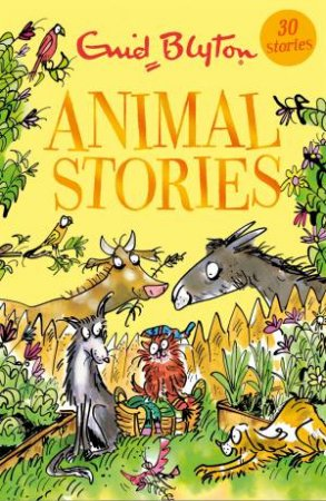 Animal Stories by Enid Blyton