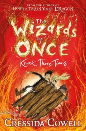 Knock Three Times by Cressida Cowell