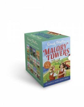 Malory Towers 12 book set