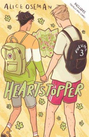 Heartstopper Volume Three by Alice Oseman