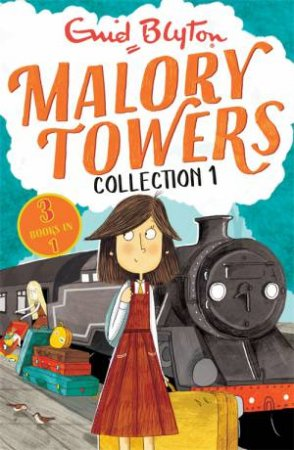 Malory Towers Collection 1