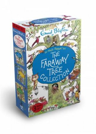 The Magic Faraway Tree 3 Copy Collection