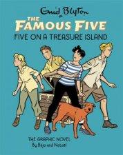 Famous Five Graphic Novel Five On A Treasure Island