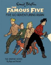 Famous Five Graphic Novel Five Go Adventuring Again