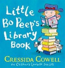 Little Bo Peeps Library Book