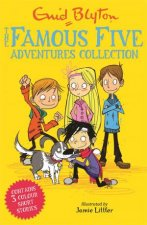 Famous Five Adventures Collection