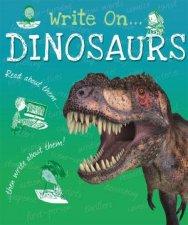 Write On Dinosaurs