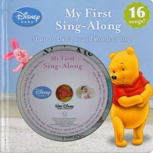 Disney Baby  My First Sing Along by Various