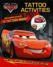 Cars  Tattoo Activities