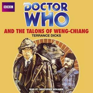 Doctor Who and the Talons of Weng-Chiang 4/240 by Terrance Dicks