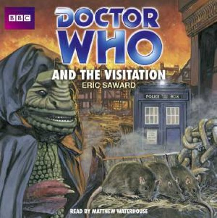 Doctor Who: The Visitation (Classic Novel) 4/225 by Eric Saward