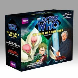 Doctor Who: The Trial of a Time Lord 02 (Classic Novel) 6/428 by Pip Baker & Jane Baker