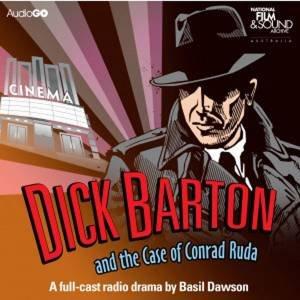 Dick Barton and the Case of Conrad Ruda 4/240 by Basil Dawson