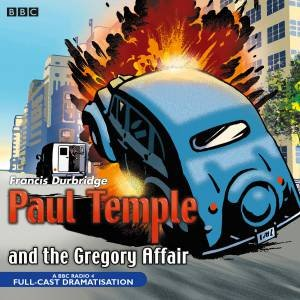 Paul Temple and the Gregory Affair 5/274 by Francis Durbridge