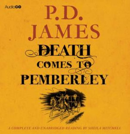 Death Comes to Pemberley 8/570