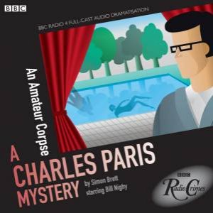 Charles Paris: An Amateur Corpse 2/90 by Simon Brett