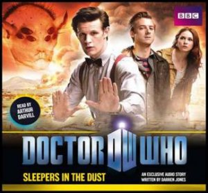 Doctor Who: The Sleepers in the Dust 1/76 by Darren Jones