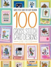 100 Cross Stitch Card Designs