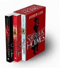 Young Sherlock Holmes Boxed Set by Andrew Lane