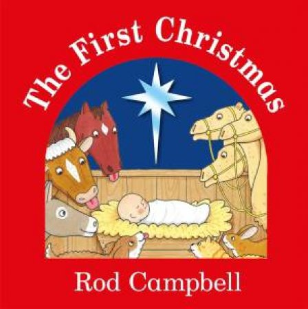 My First Christmas by Rod Campbell