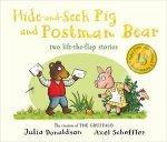 Tales from Acorn Wood HideandSeek Pig and Postman Bear
