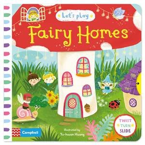 Let's Play: Fairy Homes
