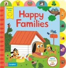 Little Tabs Happy Families