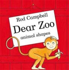 Dear Zoo Animal Shapes