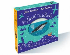 The Snail And The Whale & Room On The Broom Gift Slipcase