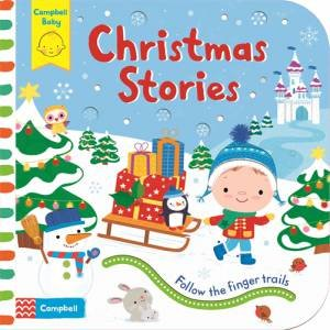 Christmas Stories: A fingertrail book by Various