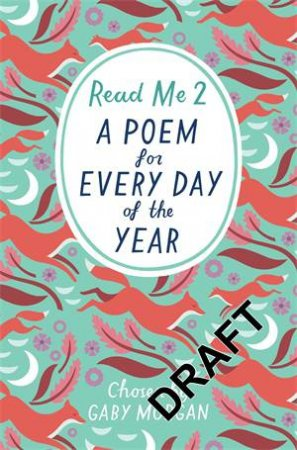 Read Me 02: A Poem For Every Day of the Year