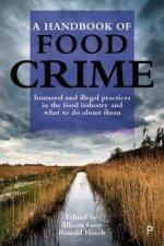 A handbook of food crime