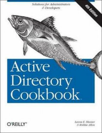 Active Directory Cookbook (4th Edition)