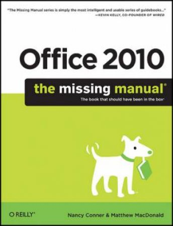 The Missing Manual by Nancy et al Conner