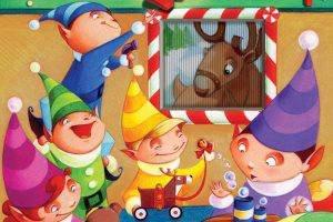Santa's Workshop by Publishing Accord