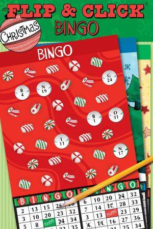 Flip and Click Christmas Bingo by Various