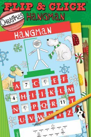 Flip and Click Christmas Hangman by Various